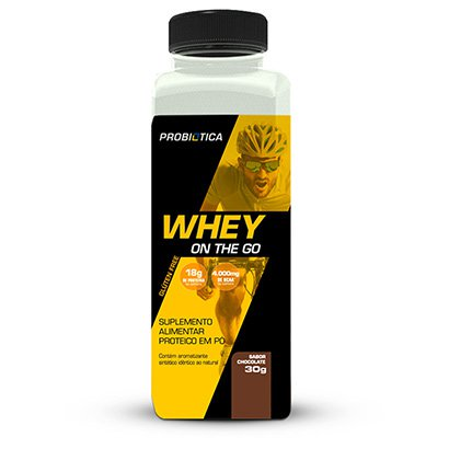 Whey Protein On The Go 30G Dose - Probiótica
