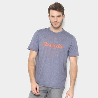 Camiseta Treebo Nashville Masculina c344ecf5eec
