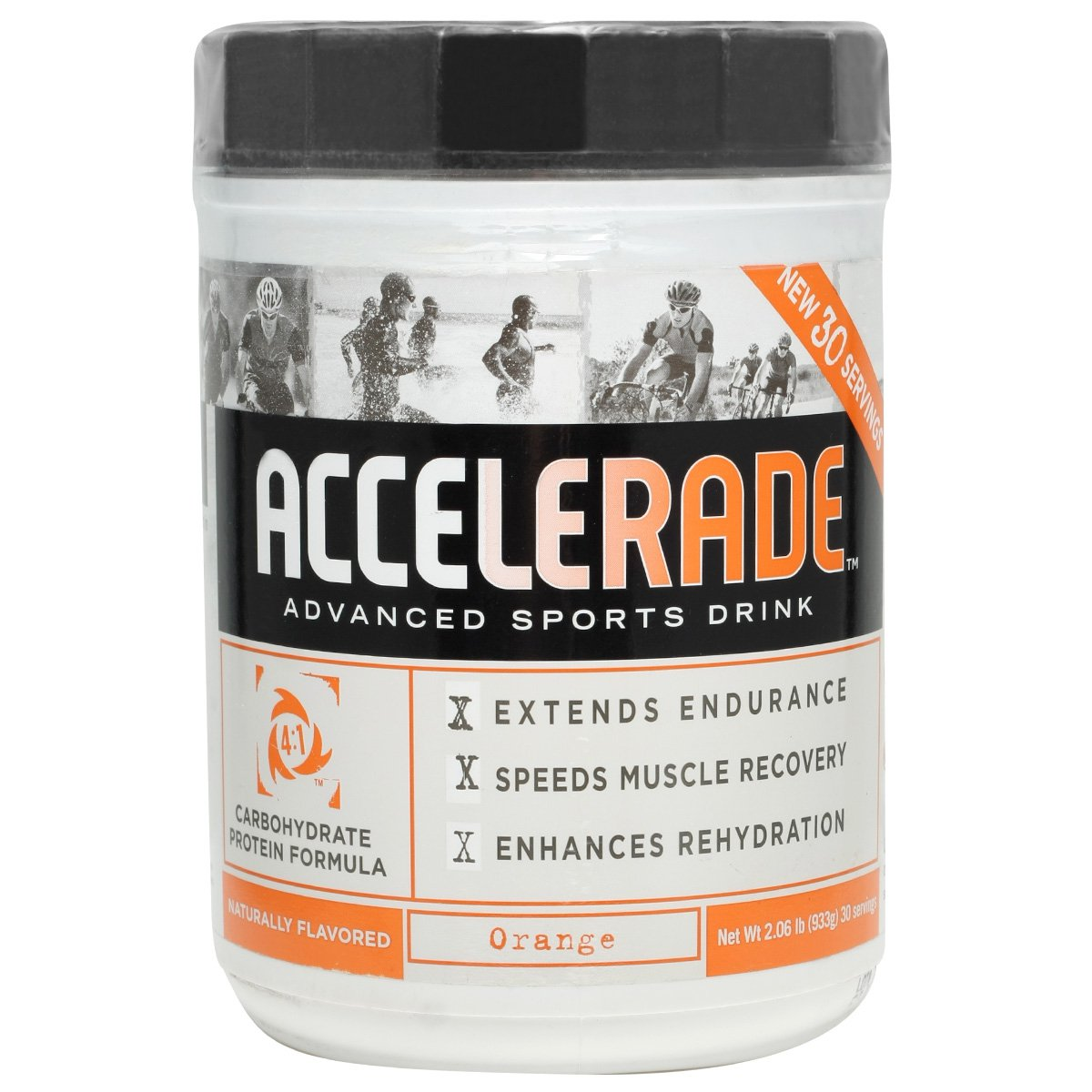 Accelerade 933 g - Pacific Health - Laranja. - Compre Agora  2e891cb118b