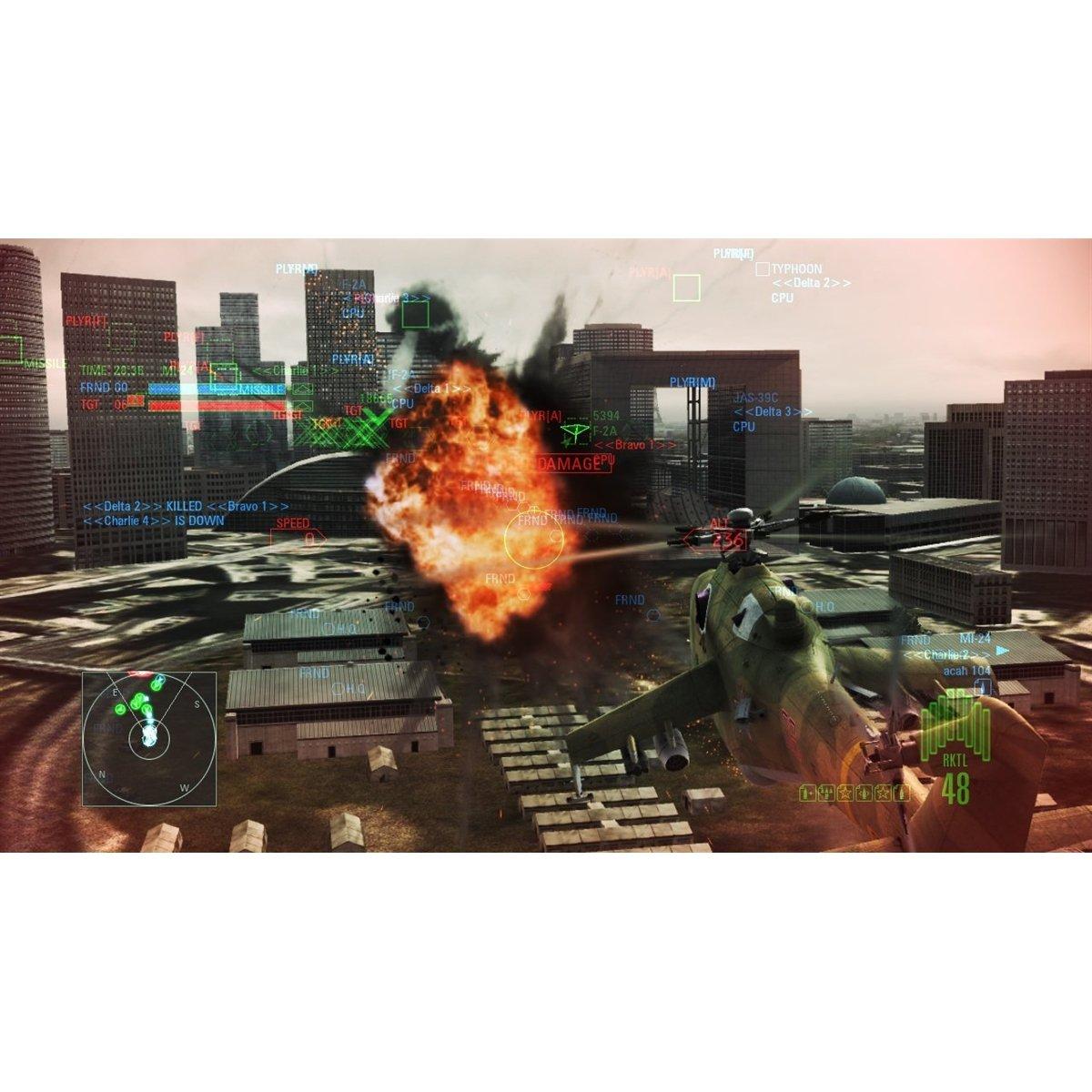 Ace Combat  Assault Horizon - Xbox 360 - Compre Agora   Netshoes 8907129269