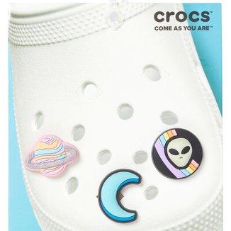Acessório Jibbitz Crocs Space 3 Pack