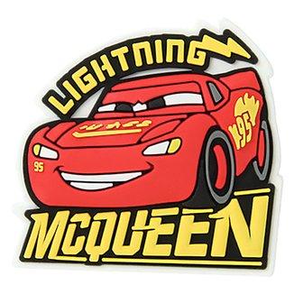 Acessório Para Crocs Infantil Jibbitz Carros Relâmpago McQueen