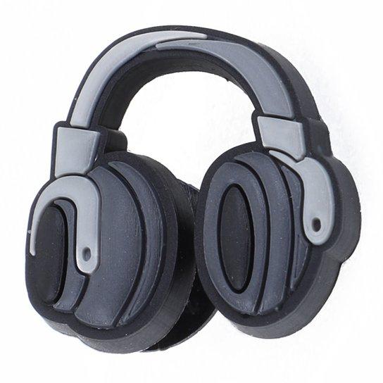 Acessório Para Crocs Infantil Jibbitz Headphones - Incolor