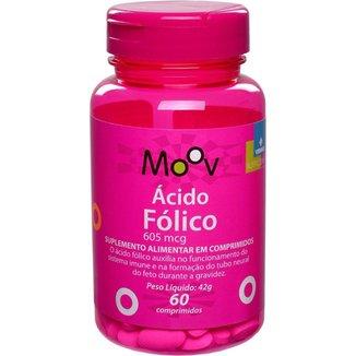 Ácido Fólico Evita O Aparecimento De Cabelos Brancos 60 Comprimidos