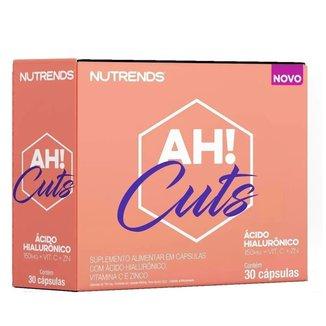 Ácido Hialurônico 150mg AH! Cuts Nutrends 30 Cápsulas