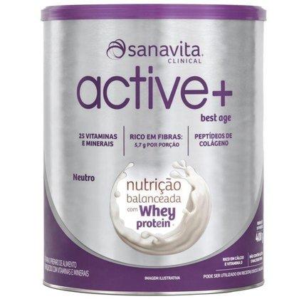 ACTIVE+ Best Age Neutro 400g Sanavita