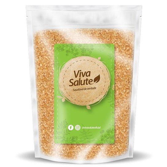 Açúcar Demerara Viva Salute - 1 Kg -