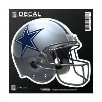Adesivo All Surface Capacete NFL Dallas Cowboys