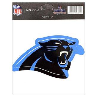 Adesivo Especial Carolina Panthers Logo NFL