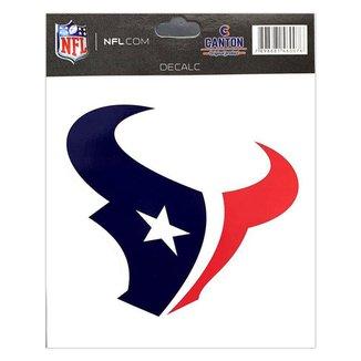 Adesivo Especial Houston Texans Logo NFL