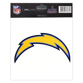 Adesivo Especial Los Angeles Chargers Logo NFL