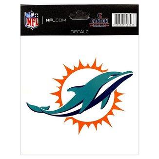 Adesivo Especial Miami Dolphins Logo NFL