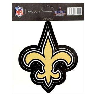 Adesivo Especial New Orleans Saints Logo NFL