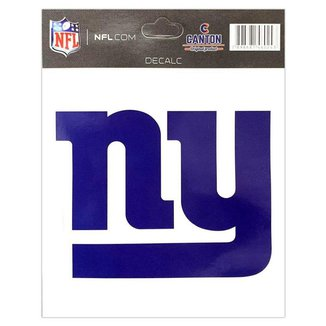 Adesivo Especial New York Giants Logo NFL