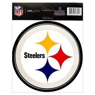 Adesivo Especial Pittsburgh Steelers Logo NFL