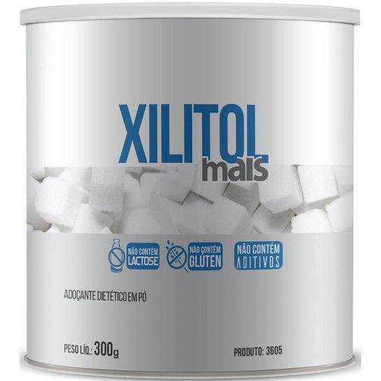 Adoçante Xilitol Açúcar Natural 300g - Incolor