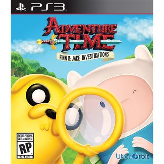 Adventure Time: Finn And Jake Investigations - Ps3