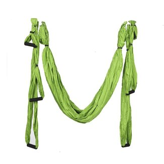 Aero Pilates Yoga Swing Proactions Peso1,30 kg Largura 2,5 m x 1,5 m