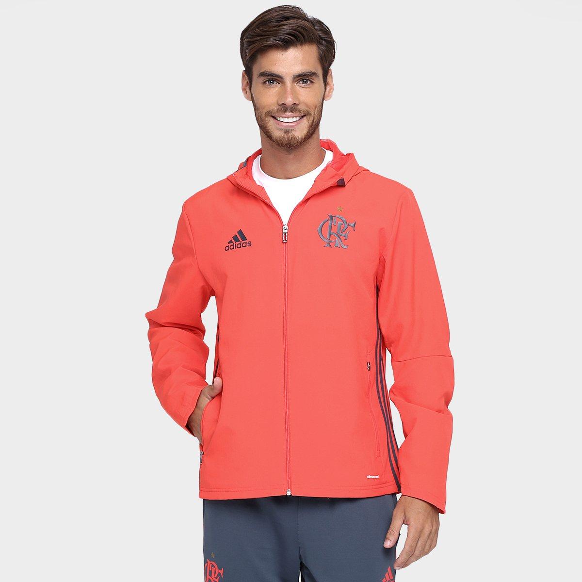 Agasalho Adidas Flamengo Viagem  Agasalho Adidas Flamengo Viagem ... 02c280c3eecc0