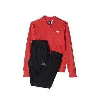 Agasalho Adidas Junior Jaqueta + Calça BP8829
