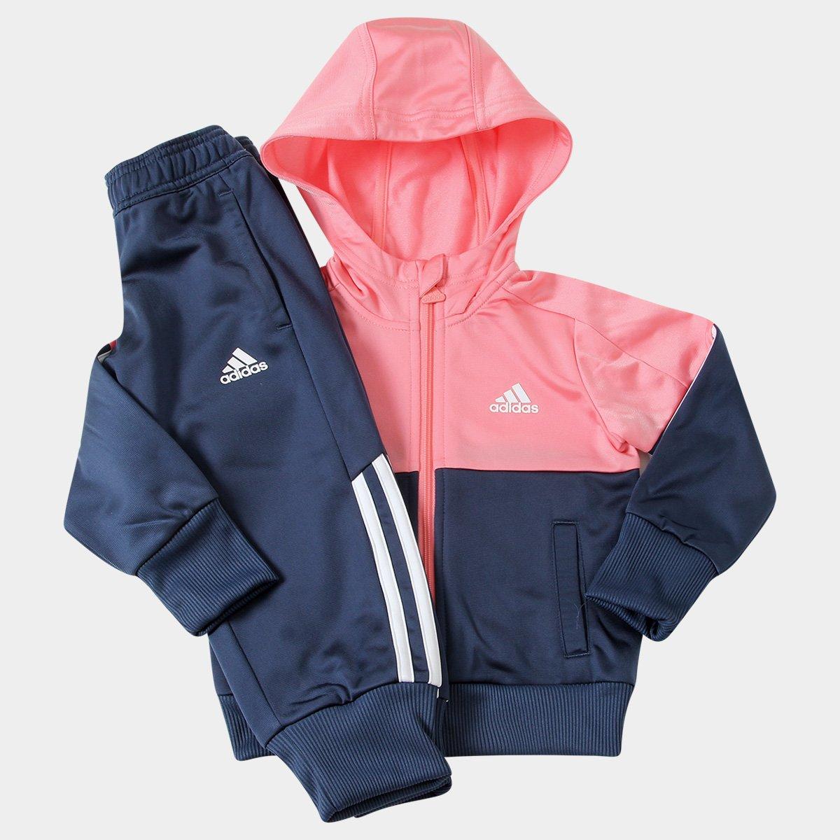 1bc5304280 Agasalho Adidas YB Ts Tiro Kn Infantil comprar agasalho adidas infantil