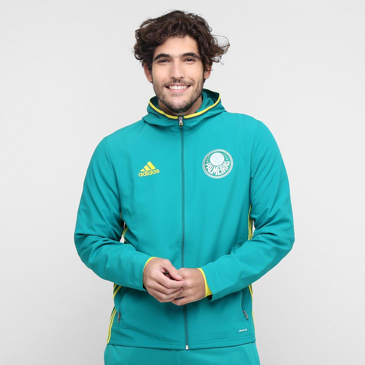 Agasalho Adidas Palmeiras Viagem - Compre Agora  c71a22e838e0f