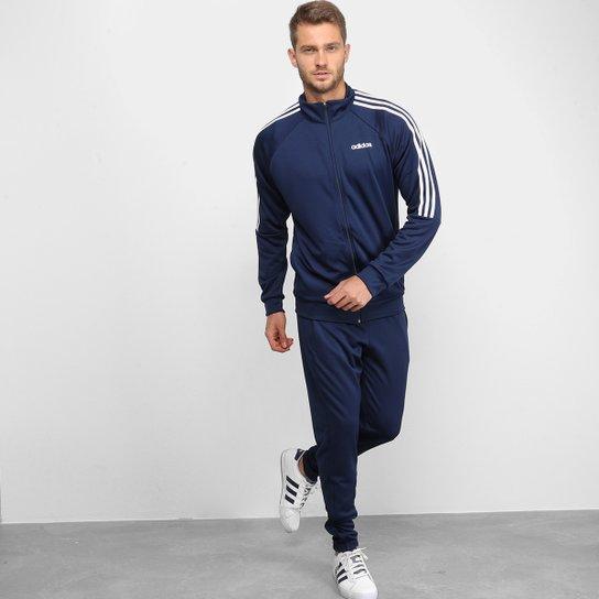 Agasalho Adidas Sere 19 Masculino - Marinho+Branco
