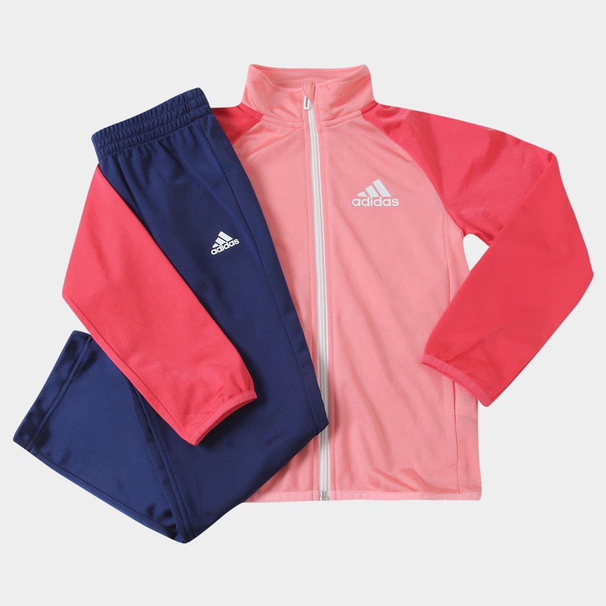 83ec2a8d63e Agasalho Adidas Yb Ts Entry Oh Infantil - Compre Agora