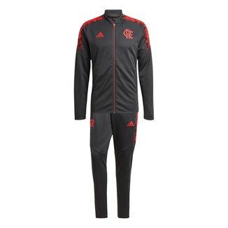 Agasalho Flamengo 21/22 Adidas Masculino