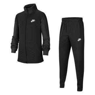 Agasalho Infantil Nike Sportswear Core Futura PLY TRK