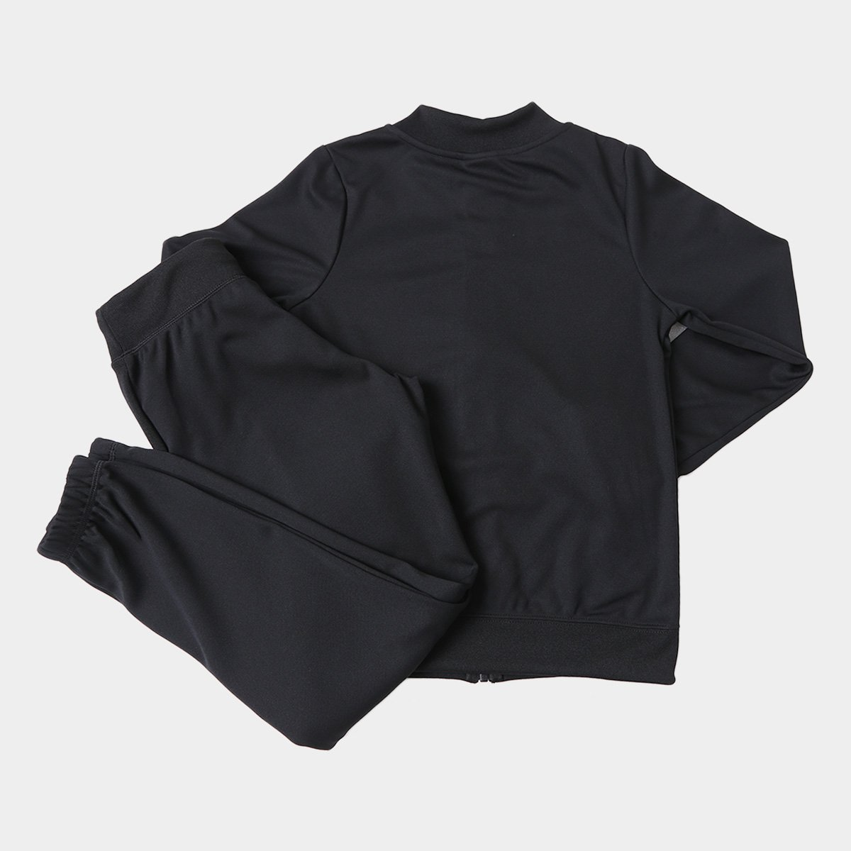 Nike Sportswear Suit Preto e Feminino Branco Agasalho Infantil Track gFnxnUq