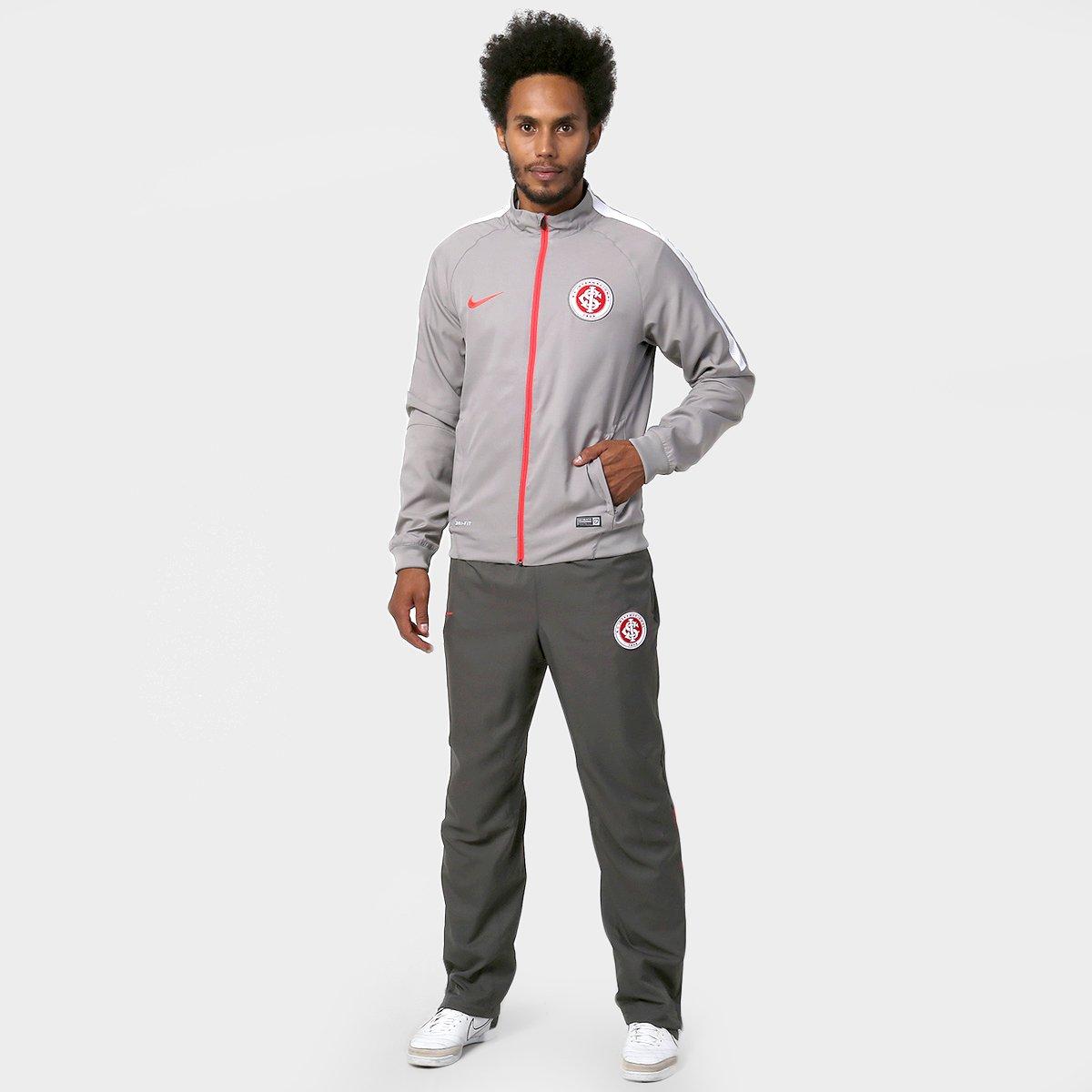 Agasalho Nike Internacional Squad Sideline Woven - Compre Agora ... f2dfe58e895ea