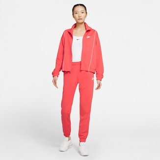 Agasalho Nike Nsw Essential Pqe Trk Suit Feminino