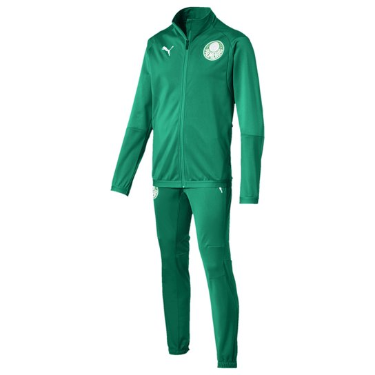 Agasalho Palmeiras Puma Masculino - Verde