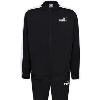 Agasalho Puma Masculino Baseball Tricot Suit