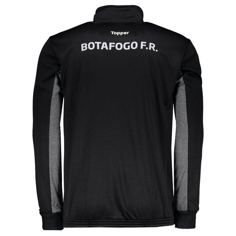 Agasalho Topper Botafogo Viagem Atleta 2017 Masculino - Compre Agora ... 7577951344573