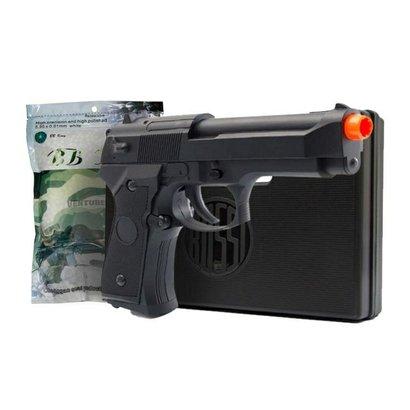 Airsoft Pistola Beretta M92f Cm.126 Aep Limited Ed