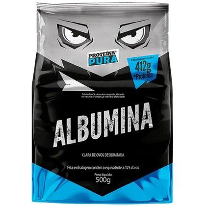 Albumina 500g Proteína Pura