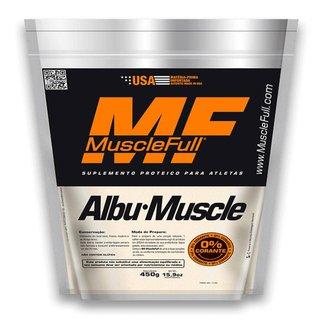 Albumina Albu-Muscle 450gr - MuscleFull