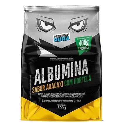 Albumina Desidratada 500g - Proteina Pura