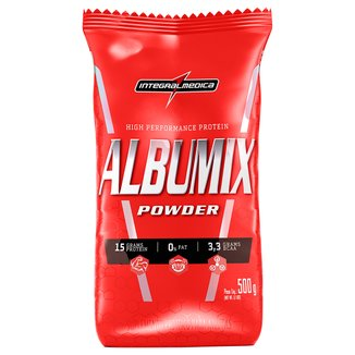 Albumina Powder Integralmédica 500g