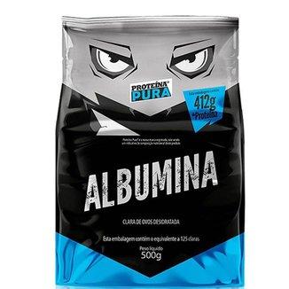 Albumina Proteina 500g Netto Alimentos