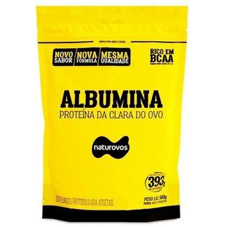 Albumina Pura NaturOvos-Banana-500g