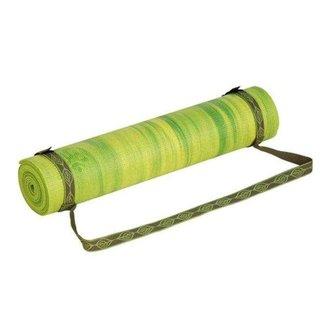 Alça Tapete de Yoga  Porta Mat  Tiras Aderentes