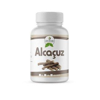Alcaçuz Original 500mg Uniervas 100cps