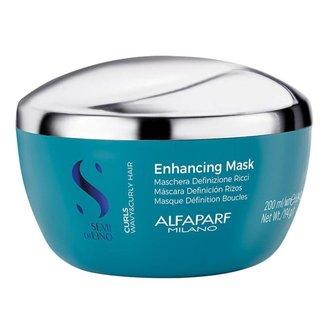 Alfaparf Semi di Lino Curls Enhancing – Máscara para Cabelos Cacheados 200ml