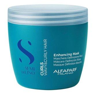 Alfaparf Semi di Lino Curls Enhancing – Máscara para Cabelos Cacheados 500ml