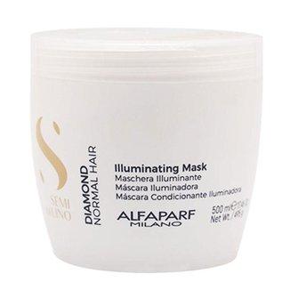 Alfaparf Semi Di Lino Diamond Illuminating Máscara Capilar 500g