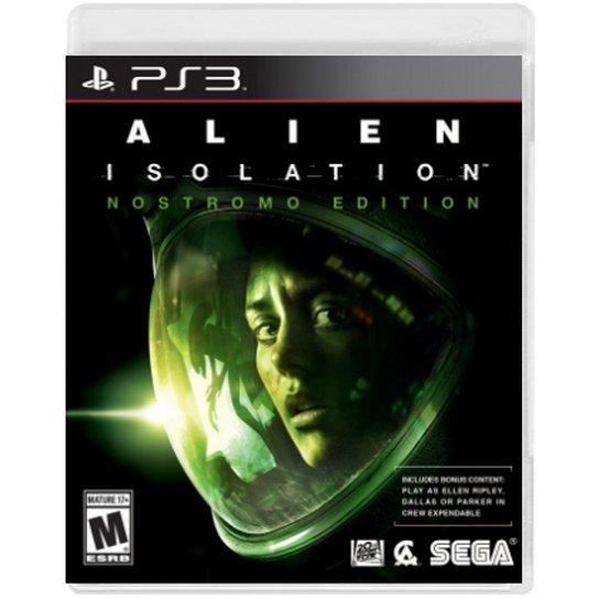 Alien Isolation  Nostromo Edition PS3 - Incolor