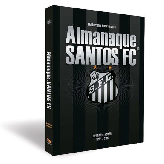 Almanaque do Santos Futebol Clube - Preto